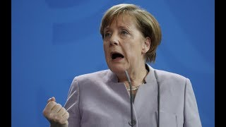 Is this the begining of the end for Angela Merkel?