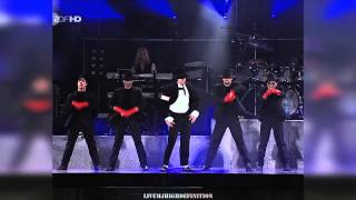 Michael Jackson - Dangerous - Live Munich 1997- HD