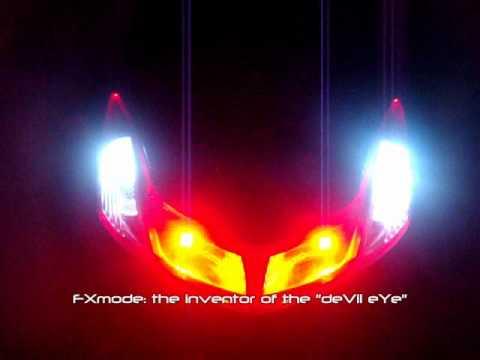 the devil eye by FXmode