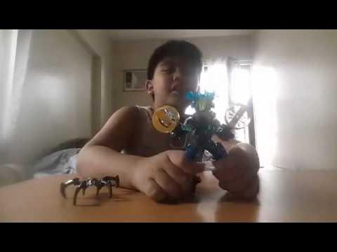 Gian s Bionicle demo water