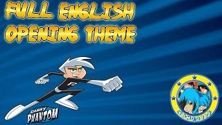 Danny Phantom Full English Opening Theme Song (Extended/Remix) [Original/Unused]