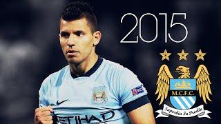Sergio Aguero 2015 - Goal Show - Manchester City