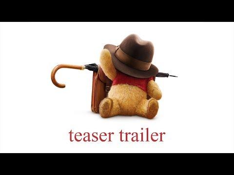 Xxx Mp4 Christopher Robin Official Teaser Trailer 3gp Sex