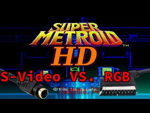 Xxx Mp4 HD SNES On A Budget S Video VS RGB 3gp Sex