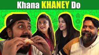 Khana KHANEY Do | Bekaar Films | Comedy Skit