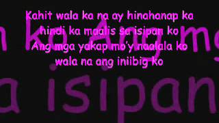 BUMALIK KA NA PART 2 lyrics by Calvario Spirit Prod.