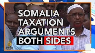 Somalia Tax Argument From Both Sides: Bakara Traders vs The Government
