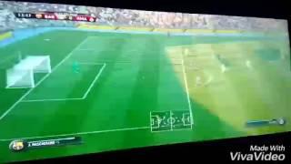 Fifa 17 time lape