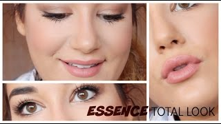 ESSENCE TOTAL LOOK (& Review Essence Nude Foundation)