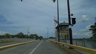 Driving in Lorain,Ohio