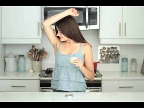 Zero Waste Deodorant How To