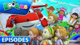 【官方Official】《超级飞侠》第23集 - Super Wings (Chinese) _ EP23
