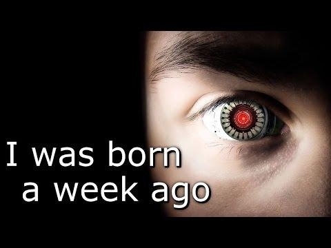 I was born a week ago Deep Web Creepypasta