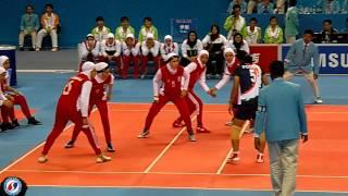 2010 카바디 Guangzhou asian game kabaddi women -India vs Iran