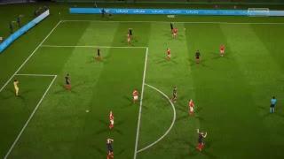 PS4 FIFA 18 Gameplay Russia vs Croatia [HD]