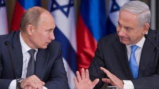Rusia deja SIN PALABRAS a Israel