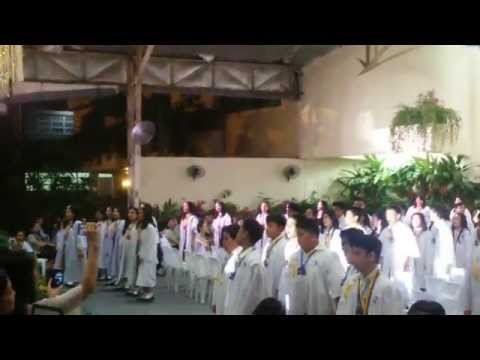 [Divine Light Academy - Molino] Grade 6 Batch '14-'15 Graduation Song