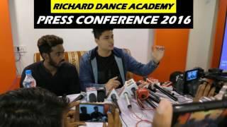 Press conference -hiphop master workshop