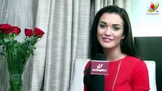 Amy Jackson : Local Tamil was the biggest challenge   I Movie Interview   Vikram, Shankar