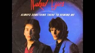 Always Something There - Naked Eyes lyrics