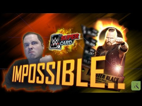 IMPOSSIBLE! - RTG ROULETTE #10 | WWE SuperCard