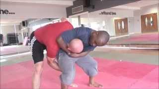 Jiu Jitsu Defences against standing side headlocks