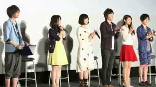 TVアニメ「四月は君の嘘」トークショー生中継