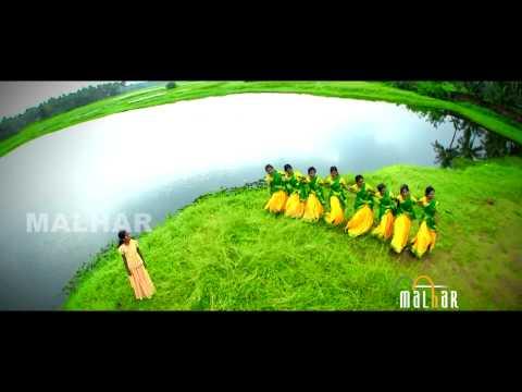 അമ്പിളിമാമന്  | AMBILIMAMANU | KATTURUMBU | Malavika | Malayalam | Folk song