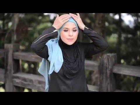 Xxx Mp4 Benang Hijau Hijab Tutorial Magical Lily 2nd Style 3gp Sex