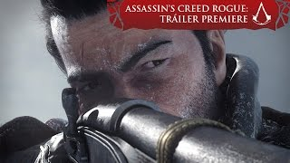 Assassin's Creed Rogue - Tráiler Estreno Mundial [ES]