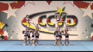 RMOst2015 - Little Arrows - Peewee Cheer Level 2