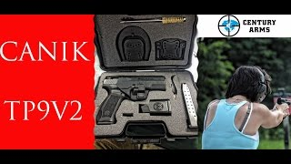 Canik TP9V2 by Century Arms: The New Polymer King