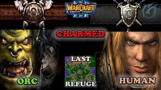 Grubby | Warcraft 3 The Frozen Throne | Orc v HU -Charmed - Last Refuge