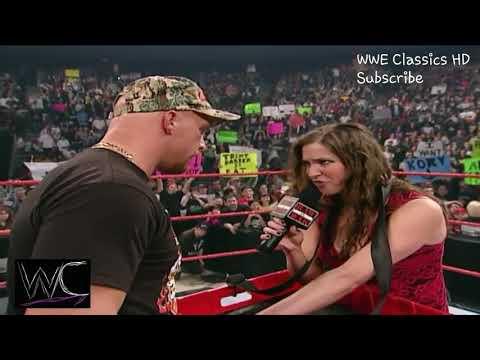 WWE Stephanie Mcmahon Stripped by Stone Cold Steve Austin| WWE xxx