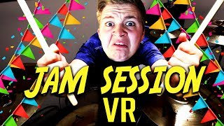 JAM SESSION VR - Der GEBORENE MUSIKER