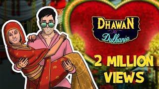 Badrinath Ki Dulhania Spoof || Shudh Desi Endings