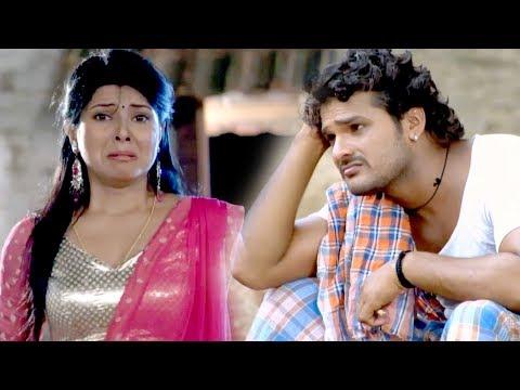 Xxx Mp4 BHOJPURI कॉमेडी 2017 खेसारी के लईका हमरा पेट में बा Khache Dhaage Bhojpuri Movie Scene 2017 3gp Sex