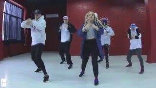 Vic Mensa - U Mad ft. Kanye West choreography by Dasha Maltseva - Dance Centre Myway