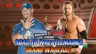 WWE SmackDown vs Raw 2010 - Road to Wrestlemania: Brand Warfare - #03 - Vickie Guerrero Trolladora