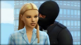 KIDNAPPED BY MY CRUSH: High School DRAMA | A Sims 4 Story