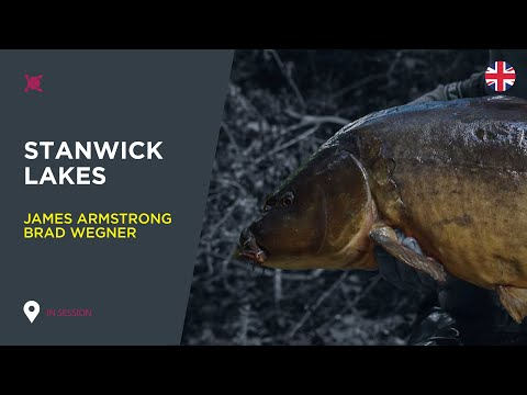 ***Carp Fishing*** 48 Hours With - James Armstrong & Brad Wegner