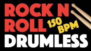 Rock N Roll Drumless Backing Track For Drums