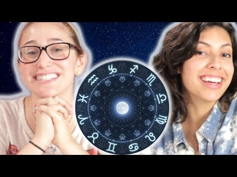 What People Think About Zodiac Signs (Fire and Water Signs)