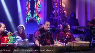 Afreen Afreen - Ustad Rahat Fateh Ali Khan Live 2017