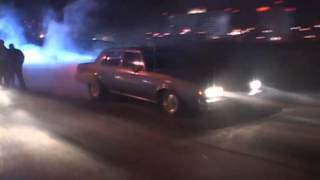 I Streetrace com   Bronx Nut Oldsmobile Cutlass VS Malibu!!