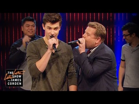 Better ThenBetter Now Riff-Off w Shawn Mendes & The Filharmonic