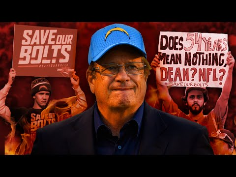 The Preventable Death of the San Diego Chargers How Greed Wins in Today s NFL