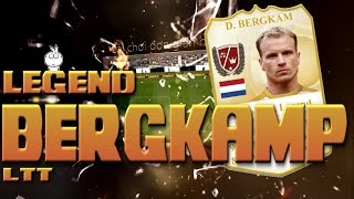Kênh LTT | Review Dennis Bergkamp World Legend - FIFA Online 3 Việt Nam