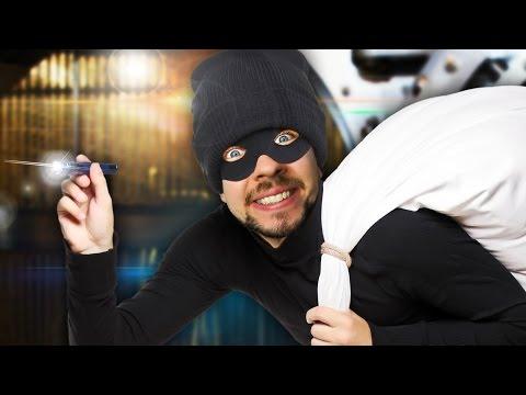 DAYLIGHT ROBBERY Sneak Thief 1