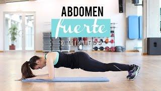 Ejercicios para abdomen fuerte y marcado